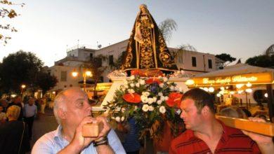 """Photo of Dal mitico Nerone a Maria Lauro """"la rossa"""", una fede viva in nome dell'addolorata Oggi  la  madonnina dell'arso portata in processione per la benedizione del mare"""