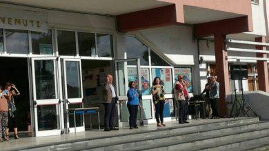 Photo of Scuola, in tantissimi emozionati per la festa dell'accoglienza alle Medie