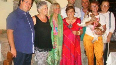 """Photo of Angela Barnaba protagonista a Forio con """"Sospesi tra gli infiniti"""""""