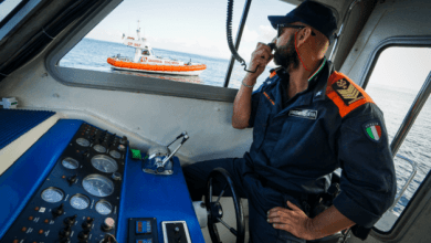 Photo of Mare Sicuro, che numeri per la Guardia Costiera di Ischia