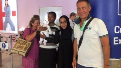 Photo of Dal Kenya al Monaldi, nuova vita per la piccola Fidelis. Gaglione: «Anche da Ischia aiutiamo l'Africa che soffre»