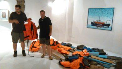 Photo of Forio, e l'incontro con il comandante della ONG Lifeline