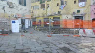 Photo of Lavori di ripristino in via Elleri, via Salette e via V. Emanuele