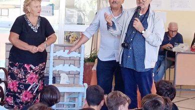 Photo of A scuola con i nonni con i giochi di una volta