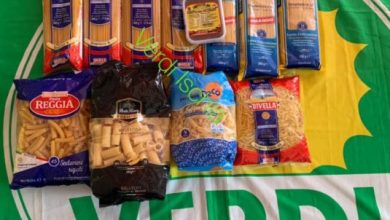 Photo of Alimenti Ue tra i rifiuti di Fondobosso, è giallo
