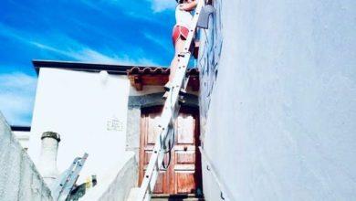 "Photo of Litigi a colpi di vernice a Forio, tra street-artist e committente finisce a ""schifìo"""