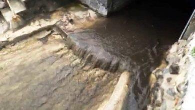 Photo of Bomba d'acqua sull'isola, ancora liquami dal Rio Corbore