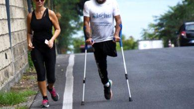 Photo of Gianni e Luana insieme a New York per la maratona delle maratone
