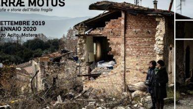 Photo of A Matera una mostra fotografica sui terremoti, c'è anche Casamicciola