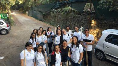 Photo of I volontari del servizio civile ripuliscono il bosco di Zaro