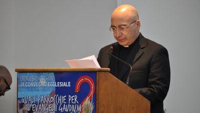 Photo of Don Marco Pozza chiude il IX Convegno Diocesano della Chiesa di Ischia