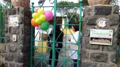 Photo of Sezione primavera, ieri a Villa Durante la festa dell'accoglienza