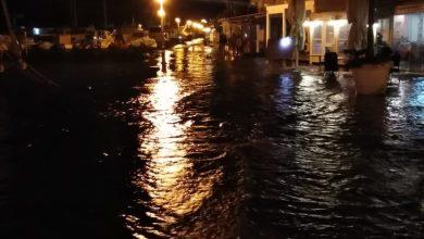 Photo of Riecco Ischia versione Venezia: acqua alta su Riva Destra, Banchina Olimpica e Ischia Ponte
