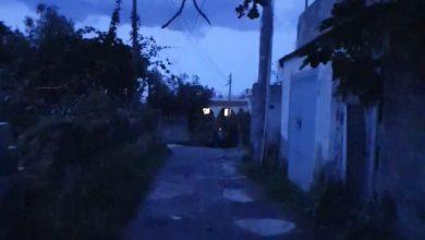 Photo of LA PROTESTA Via Mezzavia al buio, D'Abundo: «Residenti presi in giro»