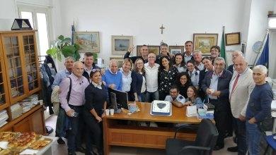 Photo of Pensionamento: grande festa a Ischia per il Maresciallo Angelo Pesce