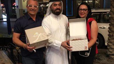 Photo of Quella volta che il panettone di Slama arrivò a Dubai