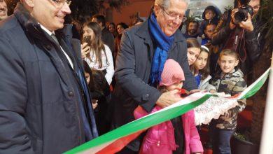 """Photo of Natale a Forio, il Palanoel inaugurato con """"Debutto di Natale"""""""