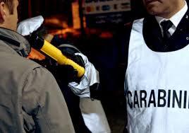 Photo of Alcol test fatale, in tre denunciati dai carabinieri