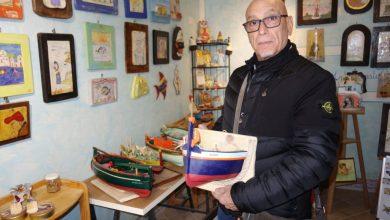 Photo of Le barche di Luciano Di Meglio,  tra artigianato locale e  passione per il modellismo