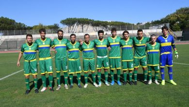 Photo of PROMOZIONE Ischia, Arcamone: «Sant'Agnello? Una partita da non sottovalutare»