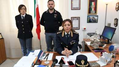 Photo of Ischia, il vicequestore Ferrara si presenta alla stampa