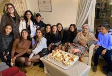 Photo of Casamicciola festeggia i cento anni di nonna Amalia Conte
