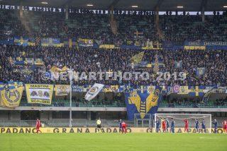 Photo of Verona, allo stadio senza biglietto: arrestato tifoso baranese