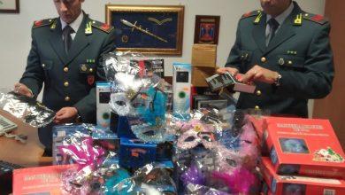 """Photo of Carnevale """"pezzotto"""", sequestri della GDF anche a Ischia"""