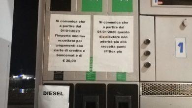 Photo of Casamicciola, paghi con la carta? Niente benzina al di sotto dei 20 euro