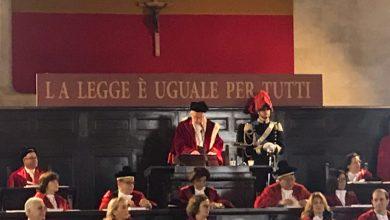 Photo of Inaugurazione dell'anno giudiziario, avvocati in manette contro la riforma della prescrizione