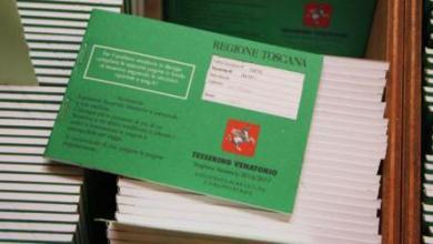 Photo of Tesserino venatorio, posticipata la consegna al 30 aprile