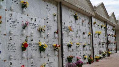 Photo of Montevico, cimitero chiuso fino al 3 aprile