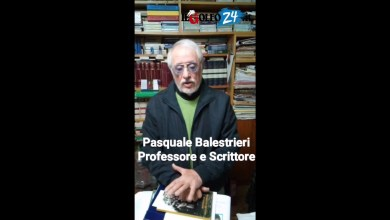 Photo of Appello alla responsabilità – Prof. Pasquale Balestrieri