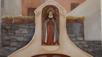 Photo of L'arte di Antonella Buono nei bar di Ischia Ponte