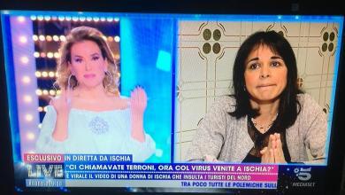 Photo of Ischia e l'embargo al nord, ecco su Canale 5 le scuse di Teresa