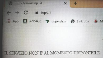 Photo of Sito Inps in tilt per i bonus, alla fine arriva lo stop