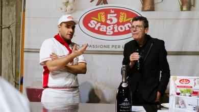 Photo of IL GESTO Il cuore dello chef Sirabella, 1.000 chili di farina in beneficienza