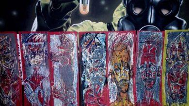 "Photo of Ischia Street Art presenta Mimmo Di Caterino in ""Lockdown Social"""