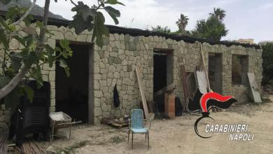 Photo of Casa abusiva costruita col tufo, denunciato dai carabinieri