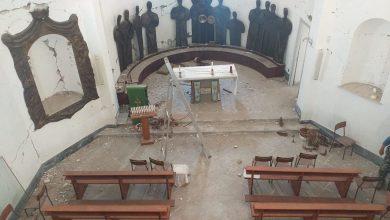 Photo of Tre anni dopo, si riapre il portone della Chiesa dell'Addolorata