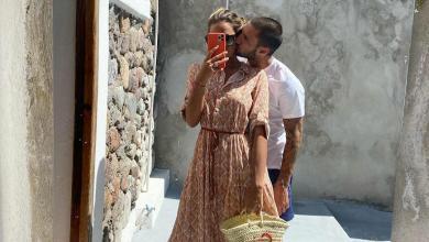 Photo of Matteo Politano festeggia a Ischia la vittoria della Coppa Italia