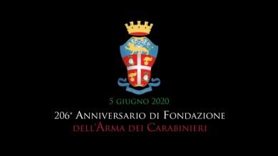 Photo of A Napoli celebrati i 206 anni di fondazione dell'Arma dei Carabinieri