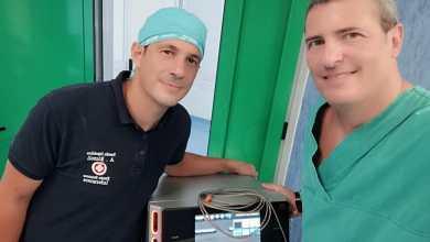 Photo of Al Rizzoli primo intervento con il nuovo elettrobisturi