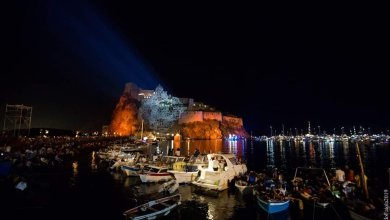 "Photo of Un'isola intera ""orfana"" della Festa di Sant'Anna"