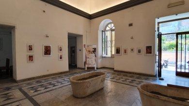 """Photo of LA FOTONOTIZIA """"Gr@fica"""", alle Terme Comunali l'esposizione di Pasquale Mazzella"""