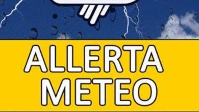 Photo of L'AVVISO L'allerta meteo prolungata fino a mezzanotte
