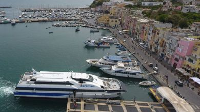 Photo of Procida, sbarca con l'hashish e viene arrestato