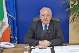 Photo of Regione, ecco la nuova giunta nominata da De Luca