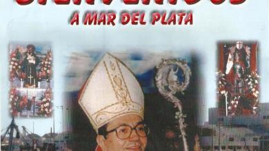 Photo of Venti  anni fa ricordo di uno storico viaggio , il Vescovo Strofaldi per la  prima volta  in visita pastorale agli ischitani emigrati d'America ed Argentina