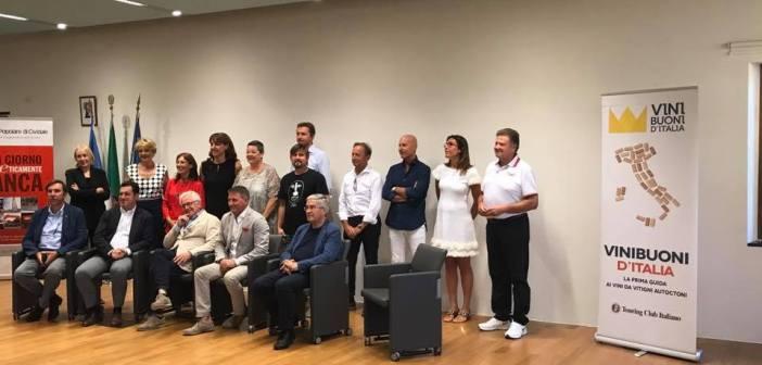 Vini Buoni d'Italia 2018 a cura del Touring Club Italiano, ecco le 414 corone